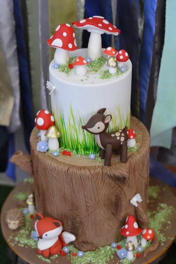 Торт детский №1552