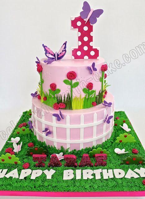 Торт на день рождения №1553
