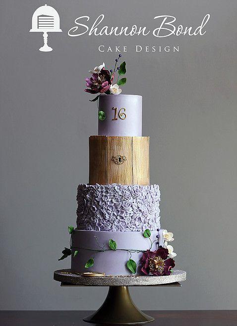 Торт на день рождения №1556