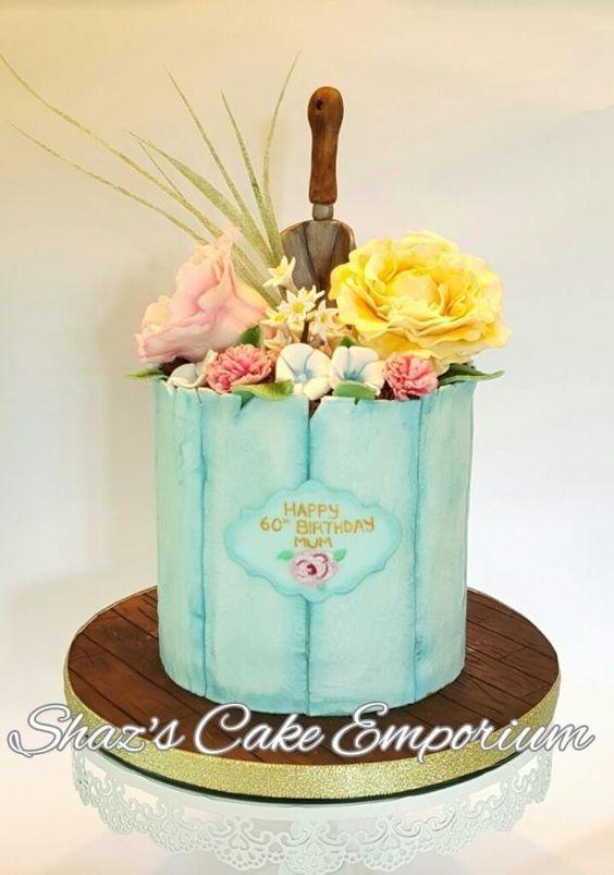 Торт на день рождения №1557