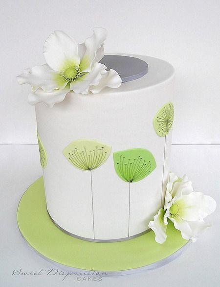 Торт на день рождения №1573