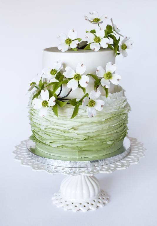 Торт свадебный №1574