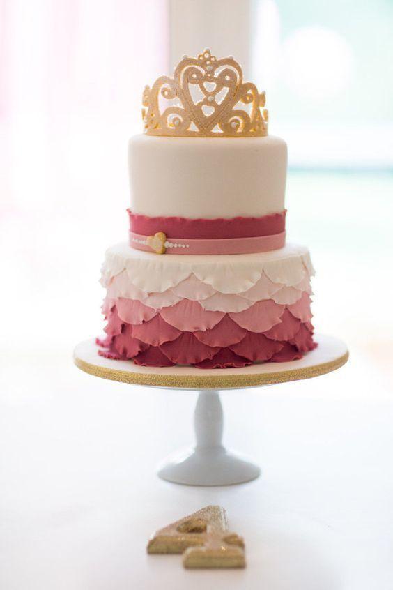 Торт на день рождения №1583