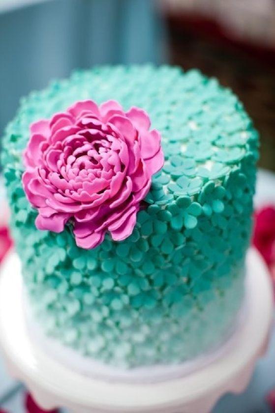 Торт свадебный №1585
