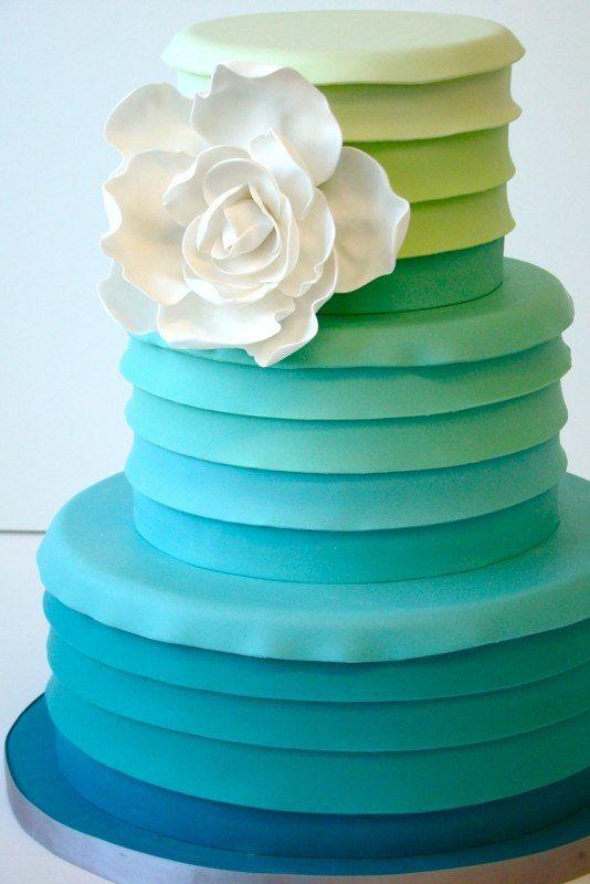 Торт свадебный №1587