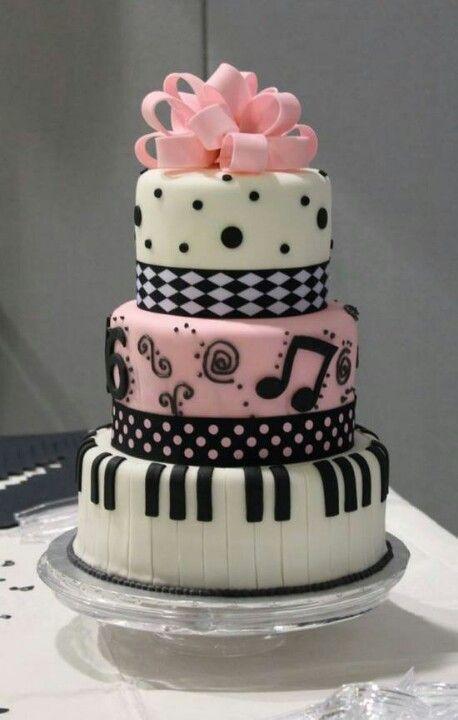 """Торт детский """"Юный музыкант"""" №1596"""