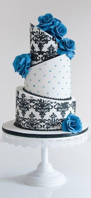 Торт свадебный №1597