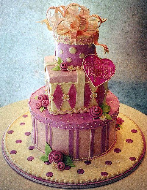 Торт детский №1599