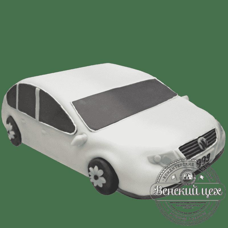 """Торт детский на день рождения """"Volkswagen"""" №16"""