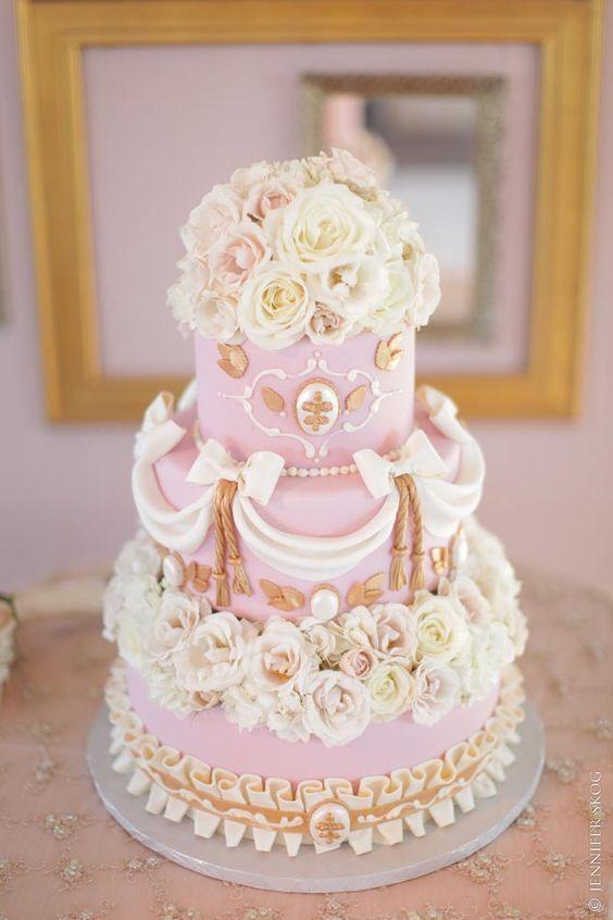 Торт свадебный №1601