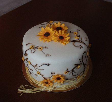 Торт на день рождения №1612