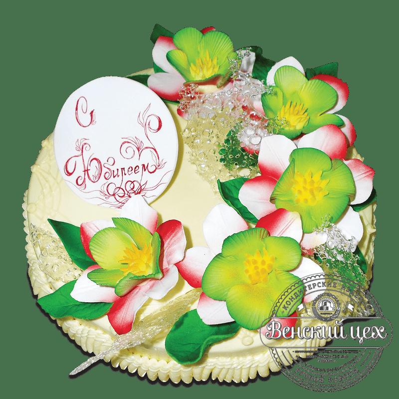 Торт на юбилей №1651