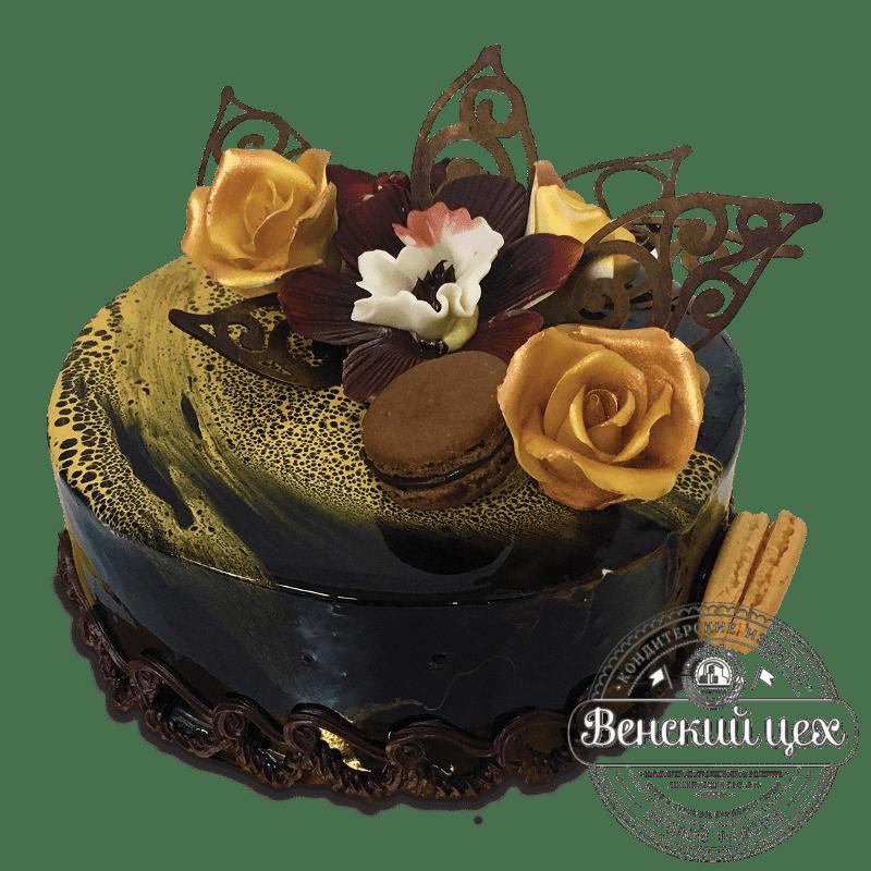 Торт на день рождения №1683