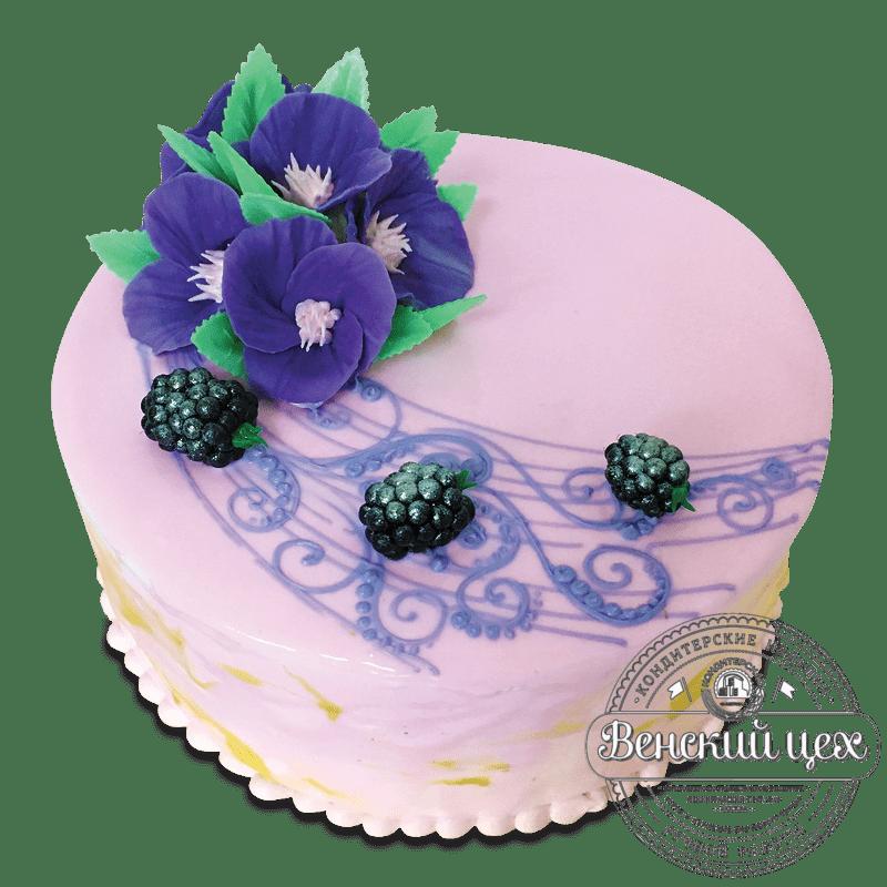 Торт на день рождения №1685