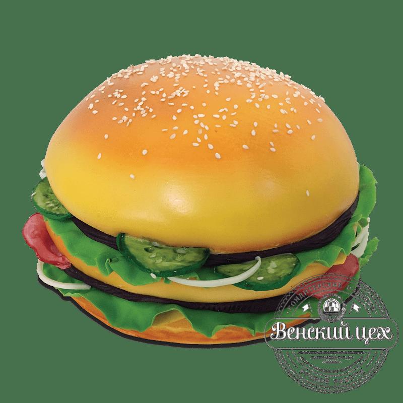 """Торт """"Бургер"""" №1687"""