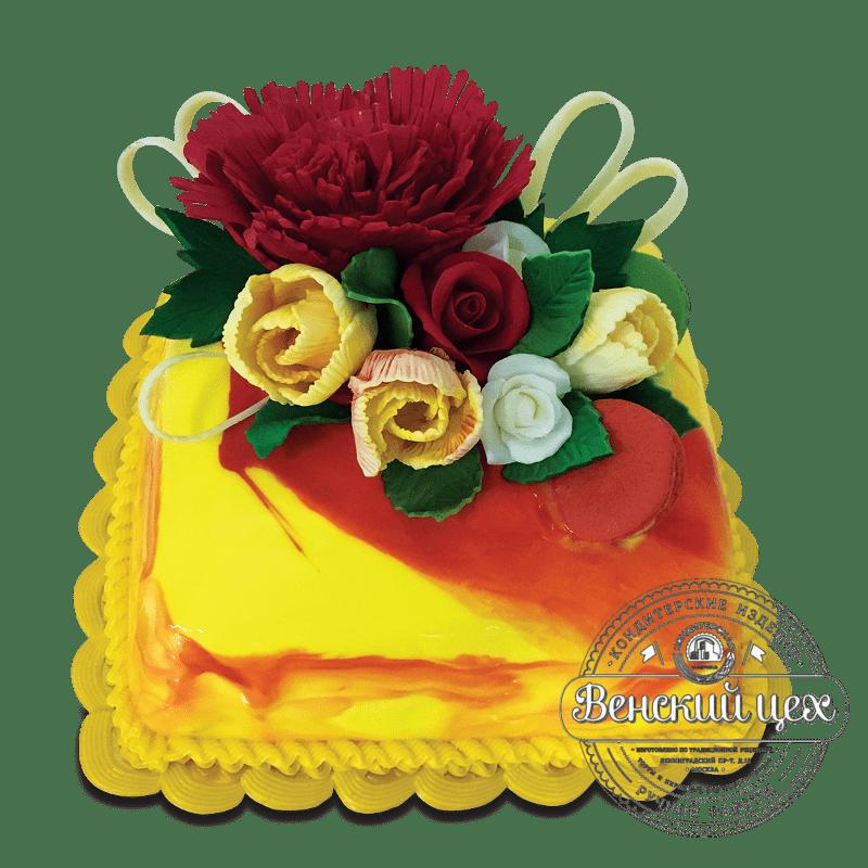 Торт на день рождения №1693