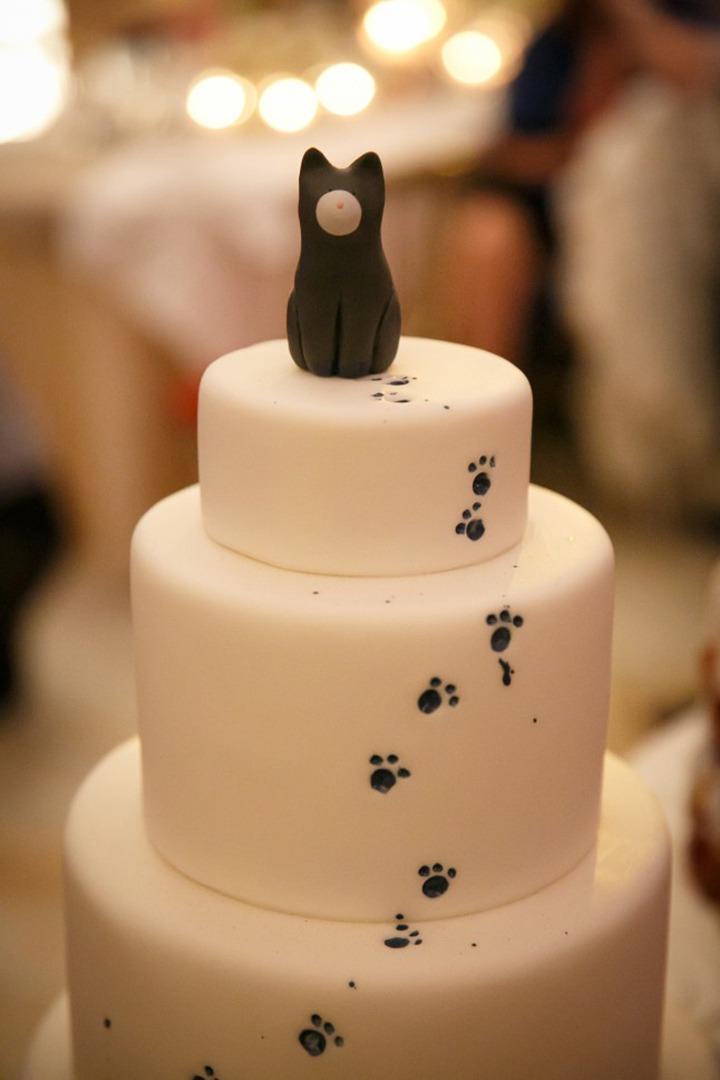 Торт на день рождения №954