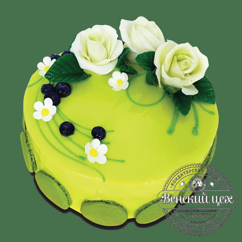 Торт на день рождения №1700