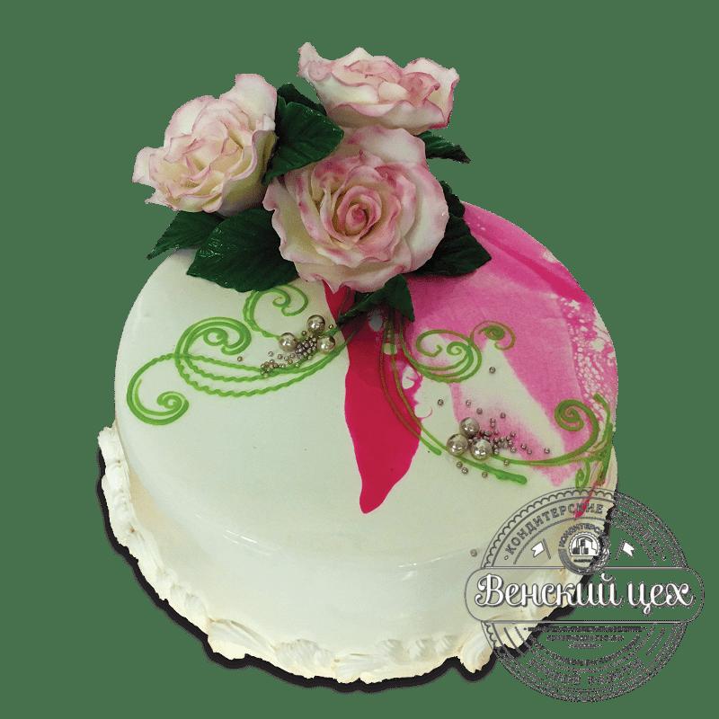 Торт на день рождения №1705