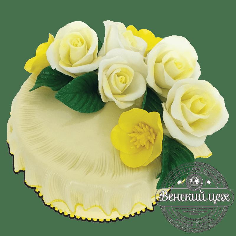 Торт на день рождения №1709
