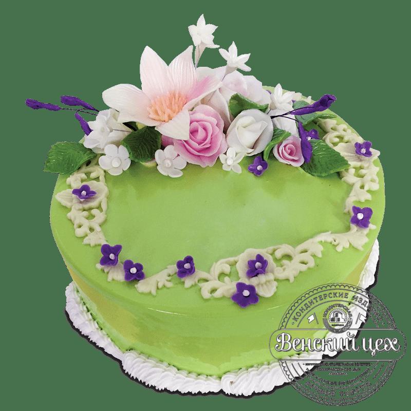Торт на день рождения №1710