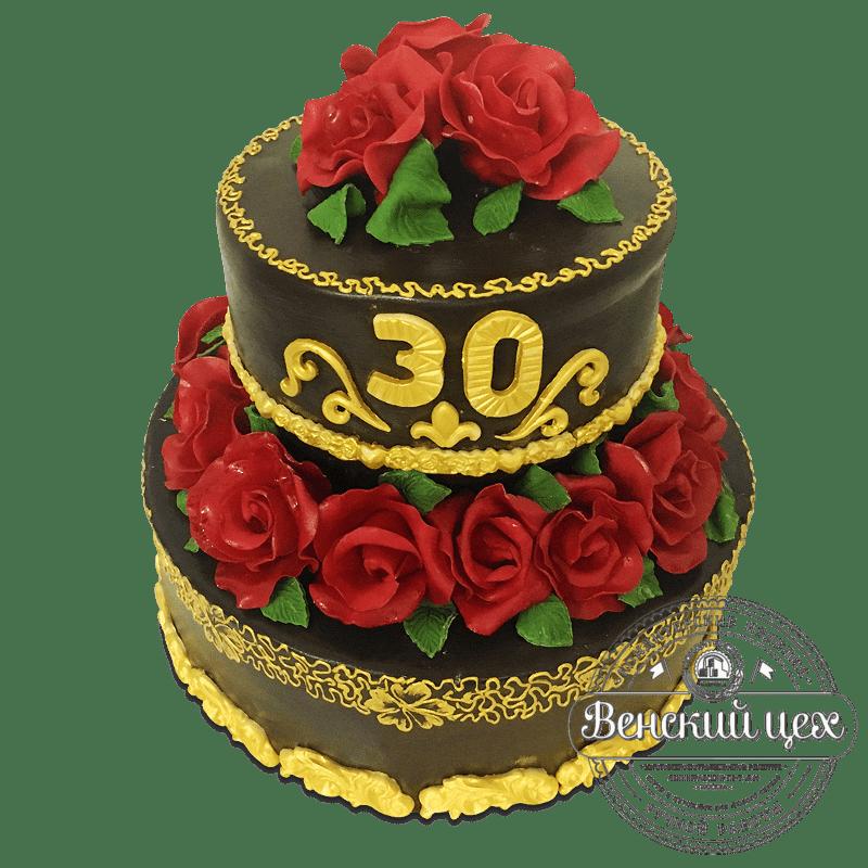 Торт на юбилей №1718