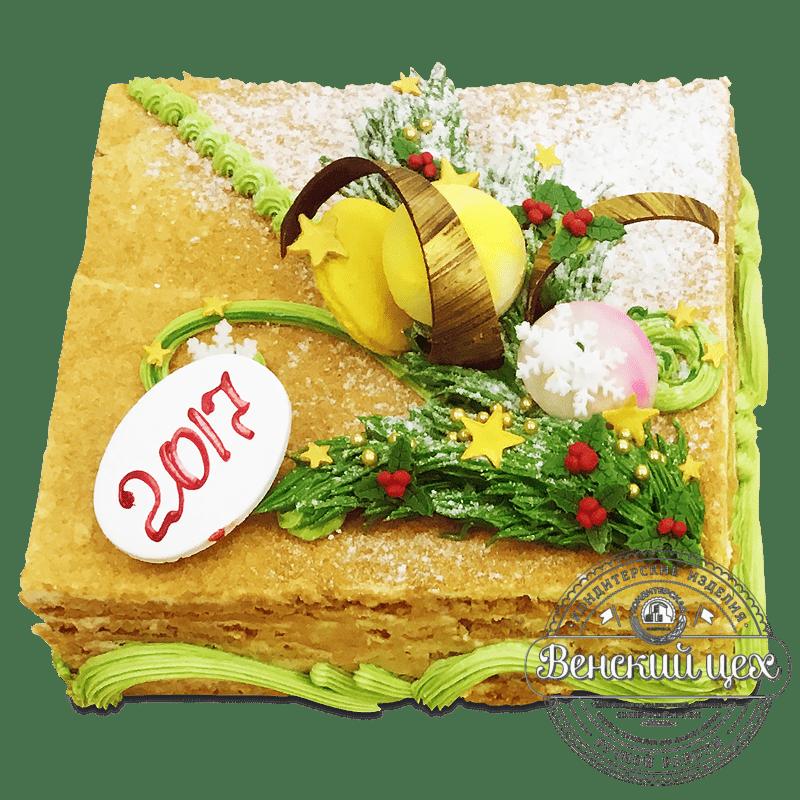 Торт на Новый Год №1730