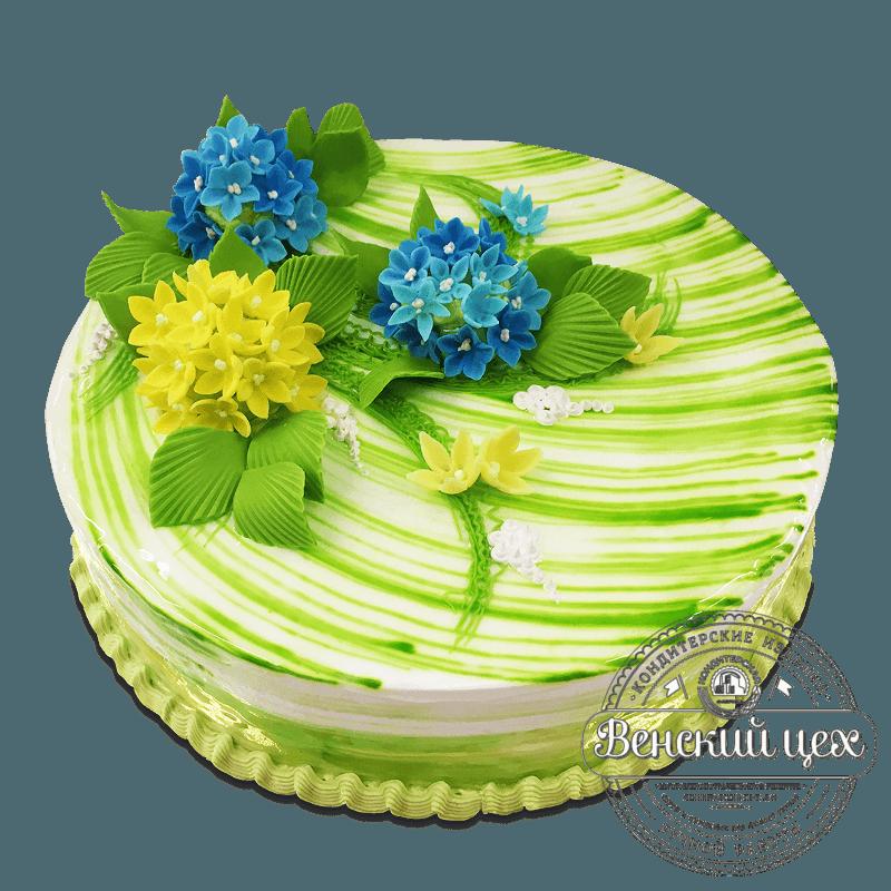 Торт на день рождения №1734