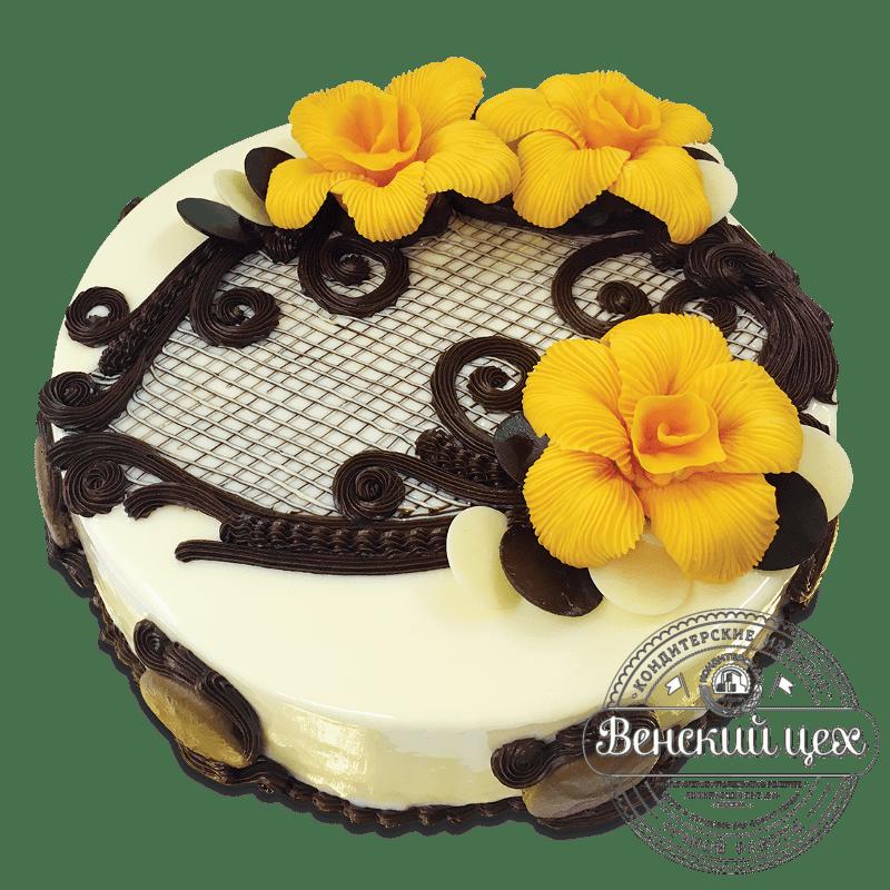 Торт на день рождения №1735