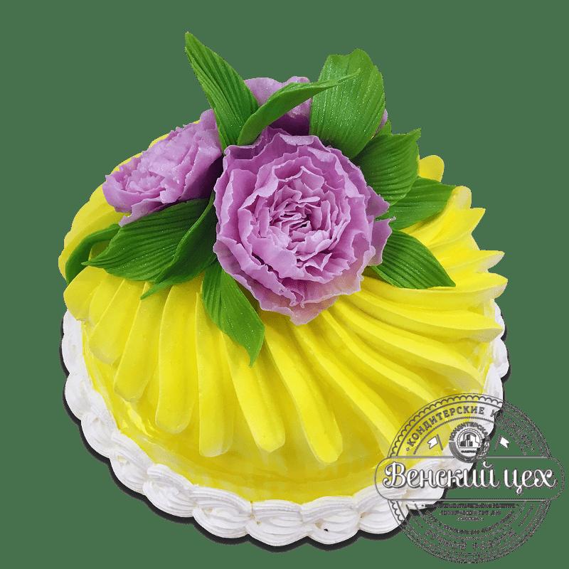 Торт на день рождения №1739