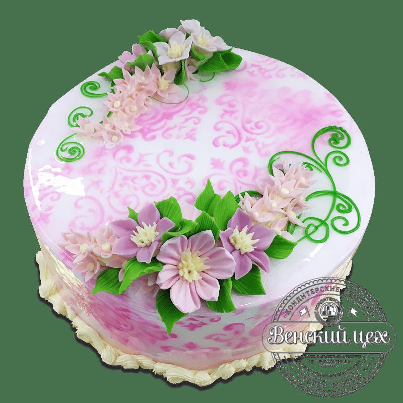 Торт на день рождения №1740