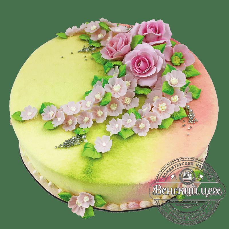 Торт на день рождения №1769