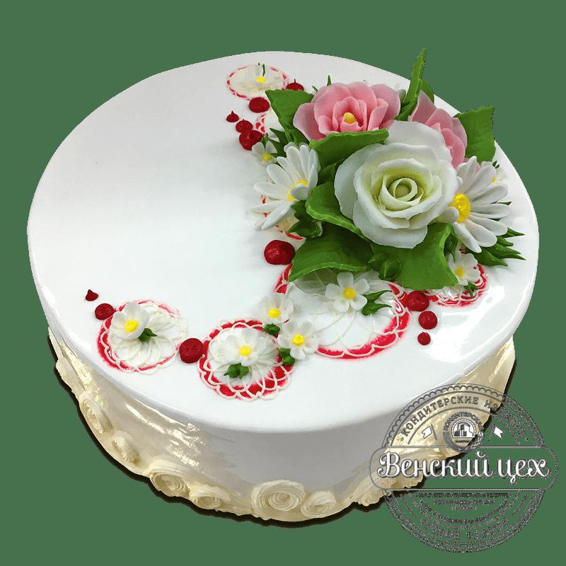 Торт на день рождения №1783
