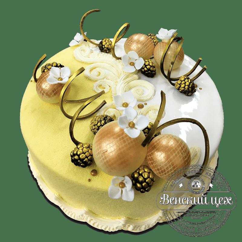 Торт на день рождения №1785