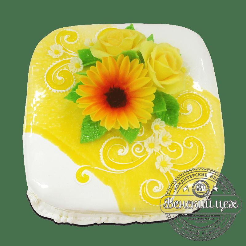 Торт на день рождения №1788