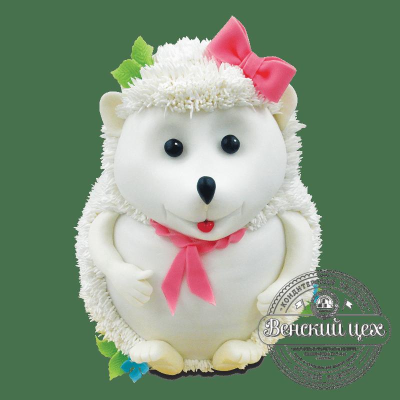 """Торт детский """"Нежный Ежик"""" №1789"""