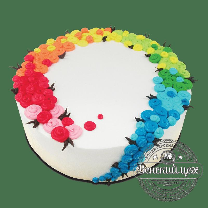 Торт на день рождения №1797