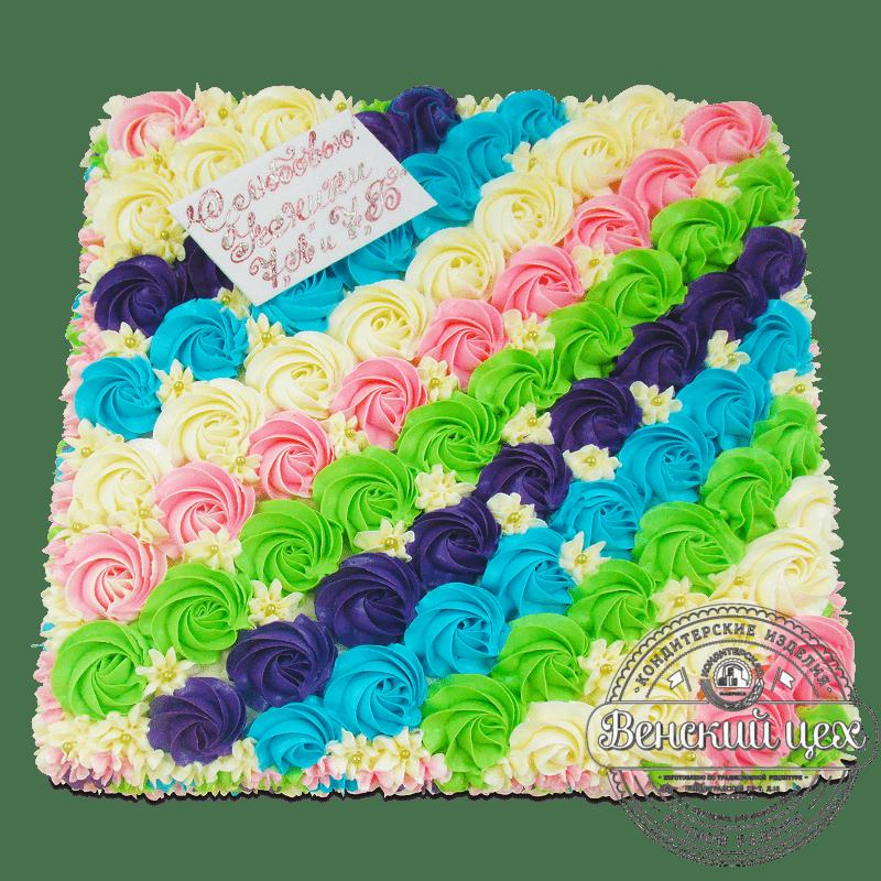 Торт на день рождения №1820