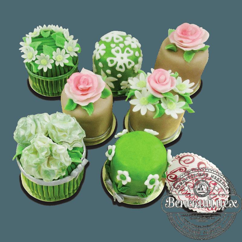 Мини-торт на день рождения №1825