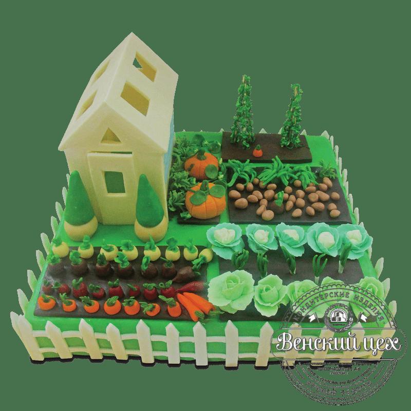 Торт на день рождения №1839