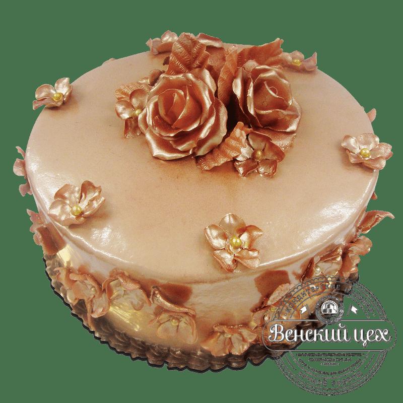 Торт на день рождения №1842