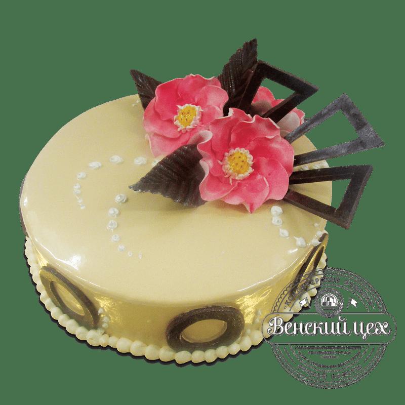 Торт на день рождения №1843