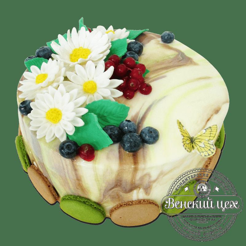 Торт на день рождения №1858