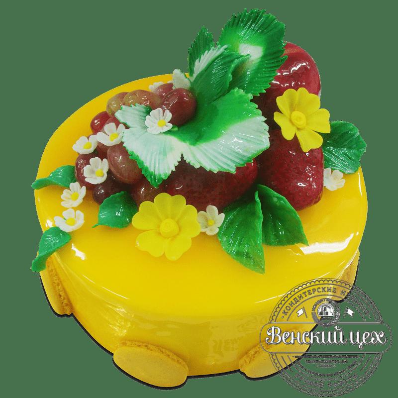 Торт на день рождения №1877