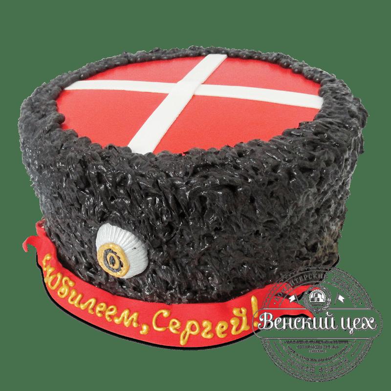 """Торт на праздник """"Кубанка Казачья"""" №1879"""
