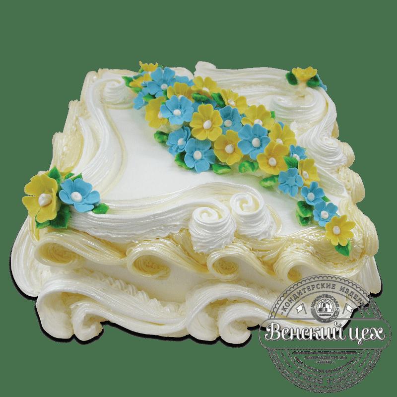 Торт на день рождения №1888
