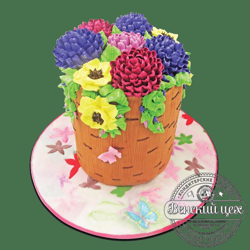 Торт на день рождения №1922