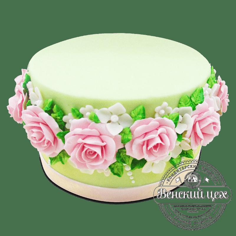 Торт на день рождения №1929