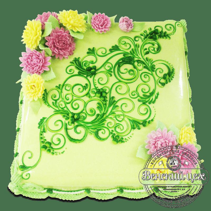 Торт на день рождения №1937