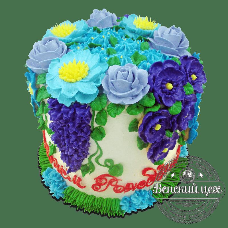 Торт на день рождения №1938